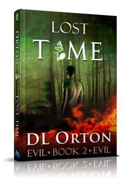Lost Time (Between Two Evils #2) Book Cover