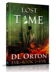 Lost Time (Between Two Evils #2) by D. L. Orton